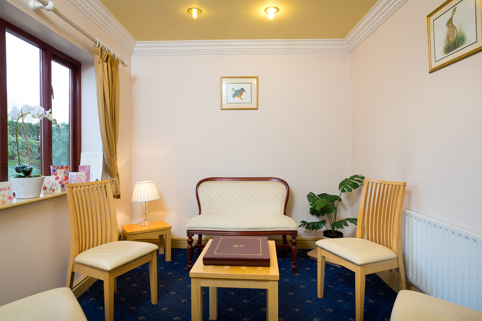 Bletchley Arrangement Room