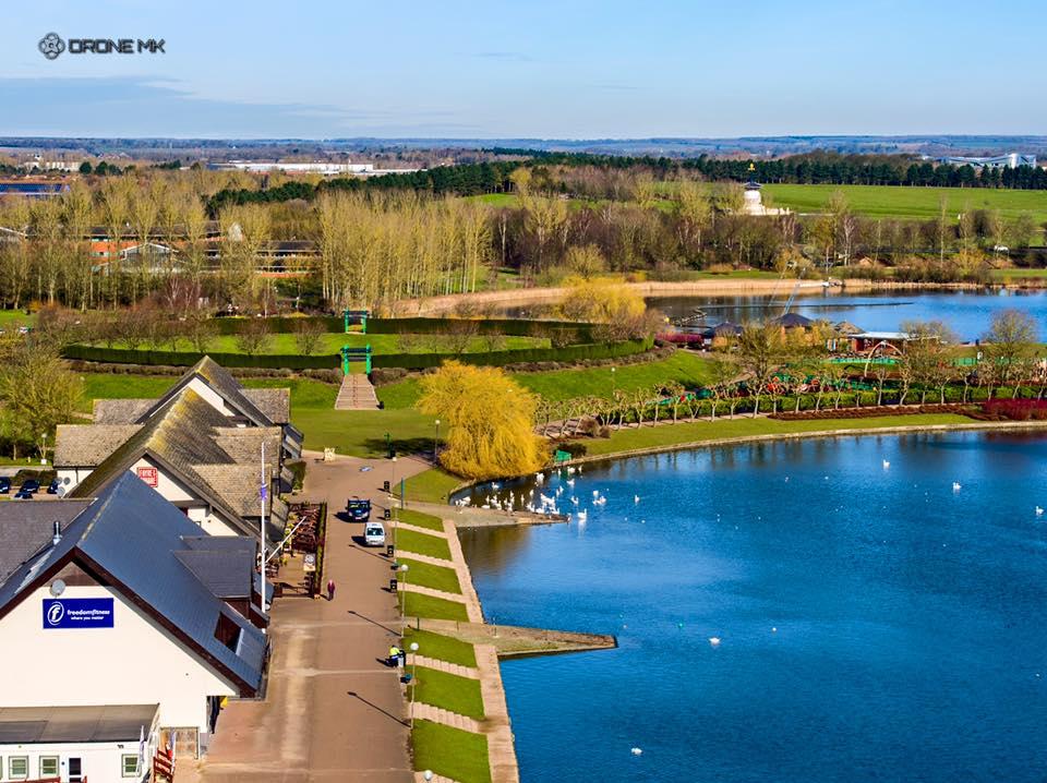 Willen Lake Milton Keynes